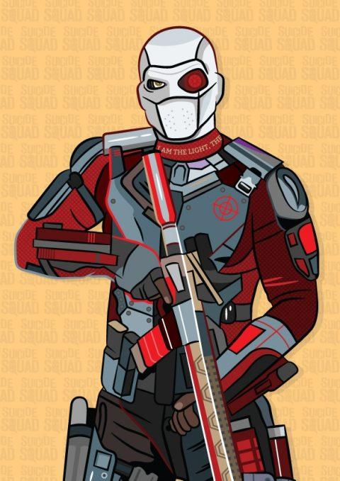 Suicide Squad – Deadshot