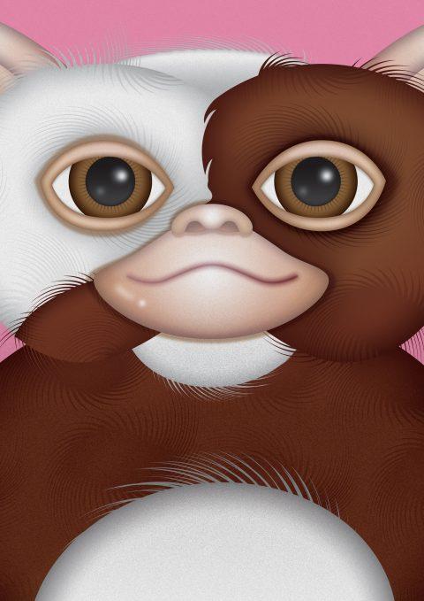 Fluffy Selfie