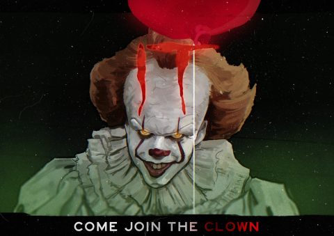IT- Come Join The Clown