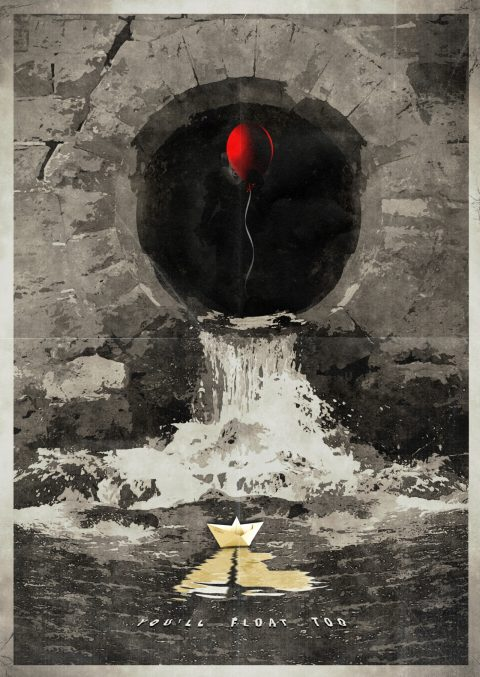 You'll Float Too….