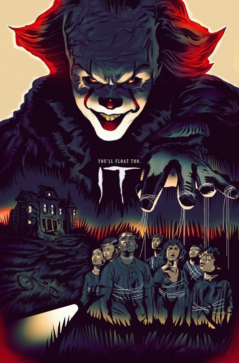 'IT' Movie Poster