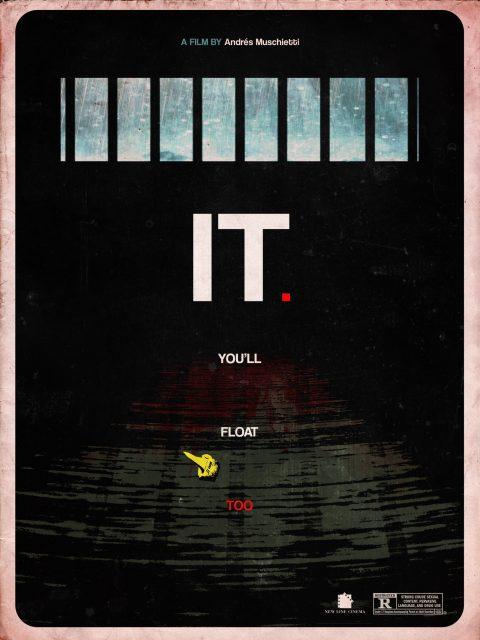 """""""IT"""" VHS"""