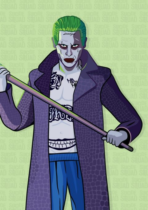 Suicide Squad – The Joker