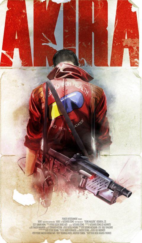 Akira / Kaneda Version
