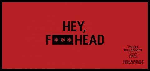 HEY F***HEAD