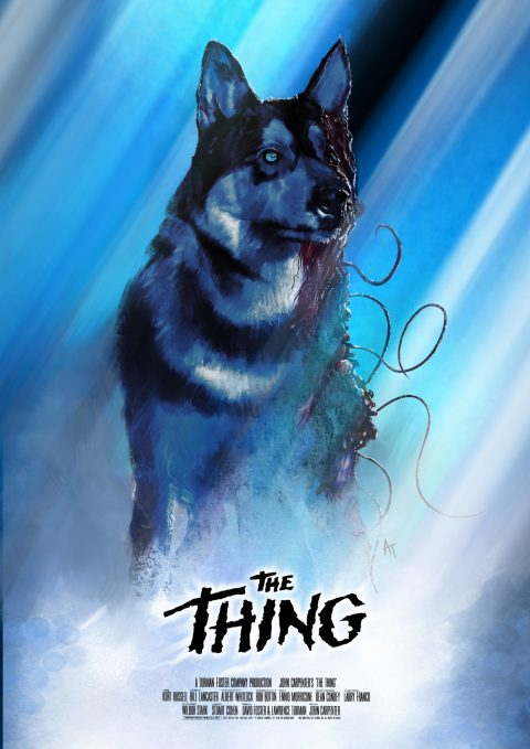The Thing-dog