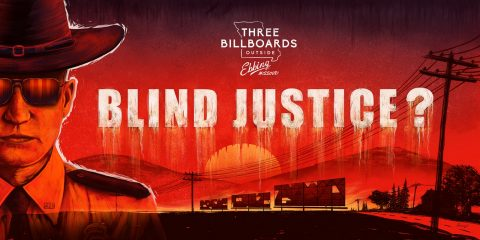 Three billboards outside Ebbing Missouri poster – Variant