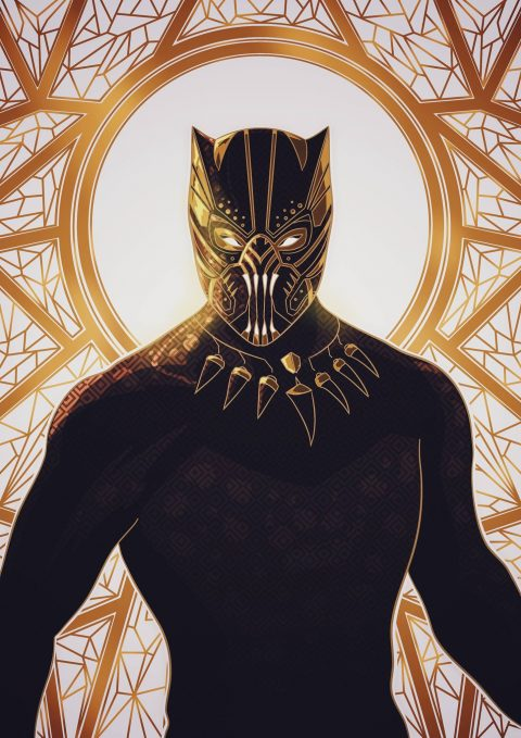 Black Panther: the Usurper