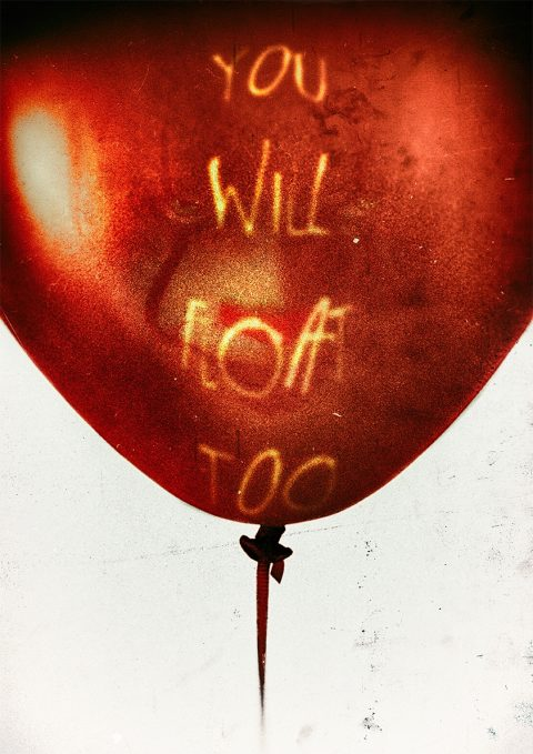 You will float too…