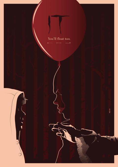 IT Movie Poster Art