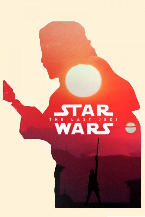 Star Wars: The Last Jedi alternative poster