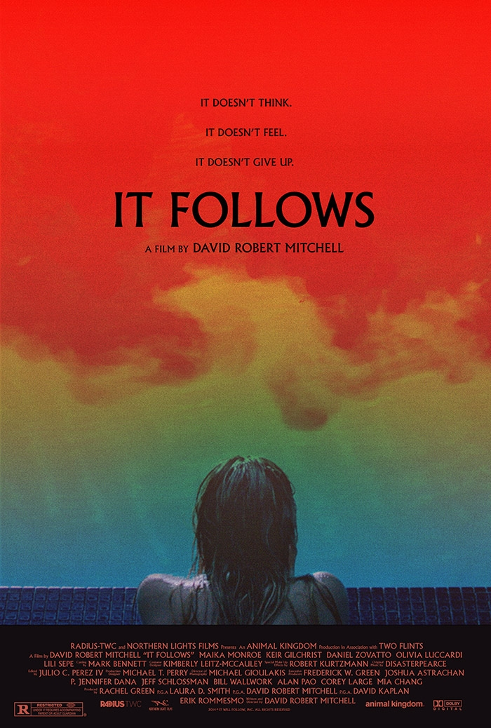 Image result for it follows poster