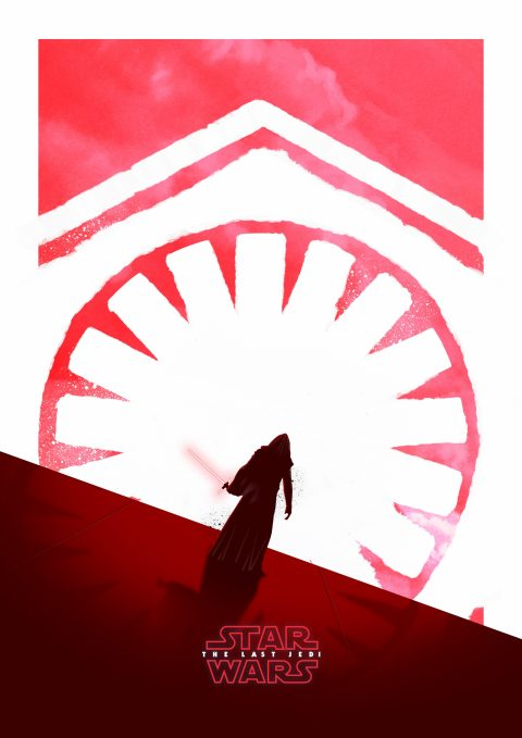 Star Wars The Last Jedi – Dark Side