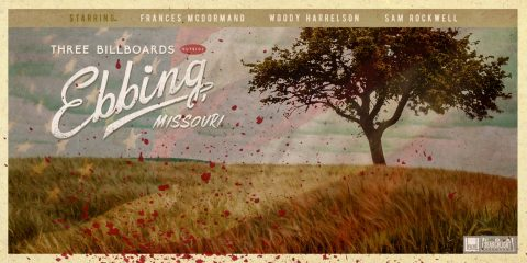 Three Postcards Outside Ebbing Missouri
