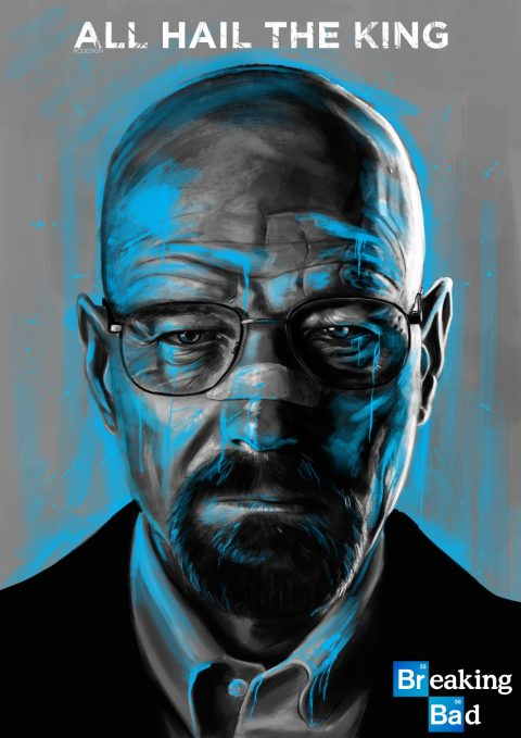 Breaking Bad- Walter White