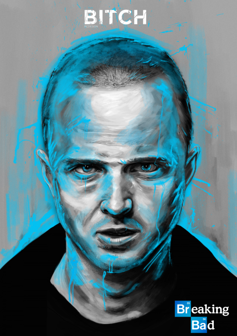 Breaking Bad- Jesse