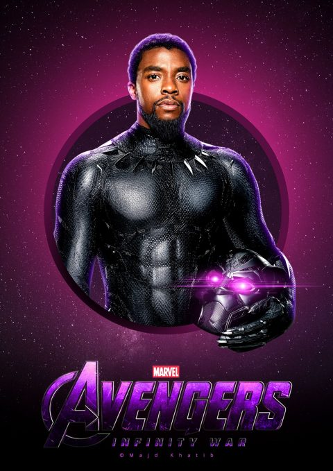 "Avengers ""Infinity War"" – Black Panther"