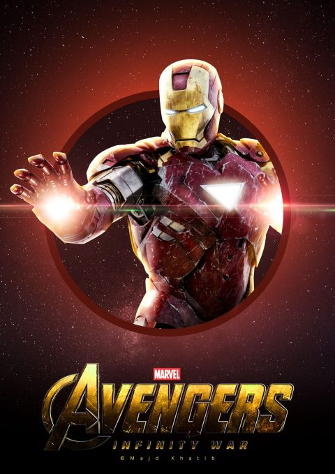 "Avengers ""Infinity War"" – Iron Man"