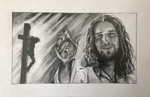 """Jesus – """"He is Risen"""""""