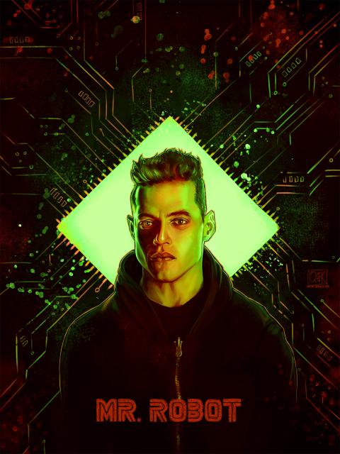 Mr. Robot // Control