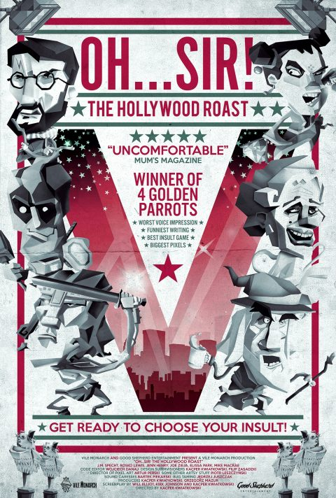 'Oh… Sir! The Hollywood Roast'