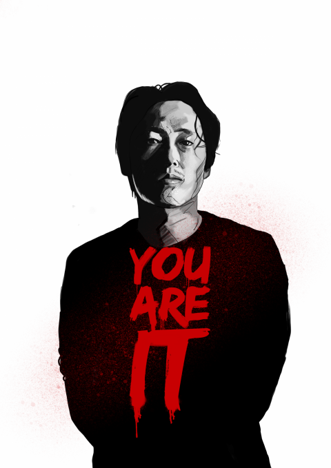 The Walking Dead- You Are It – Glenn