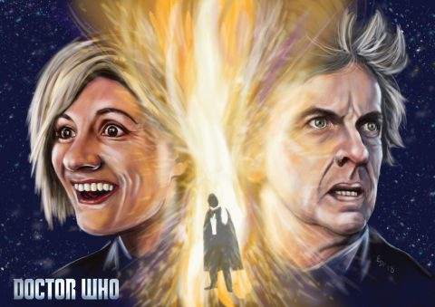 Twice upon a Time – Dr Who