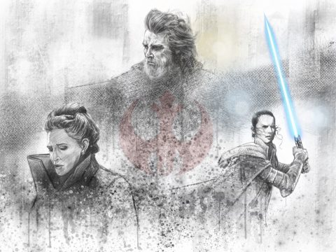 The Resistance – Th Last jedi