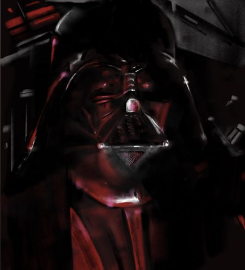 Darth Vader – A New Hope