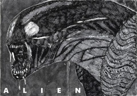 Alien alternative poster