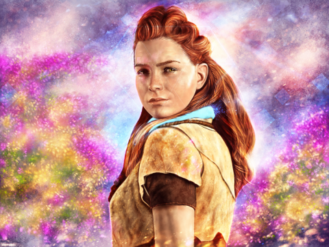 Horizon Zero Dawn – Aloy