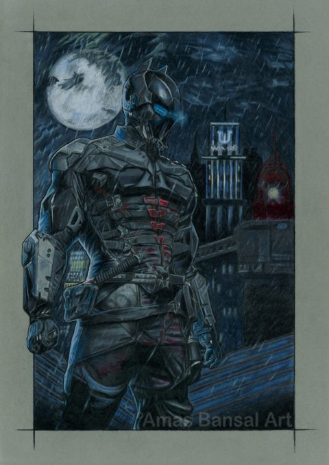 Arkham by Knight