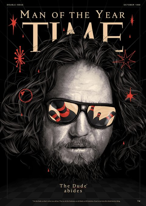 The Dude – Man of the Year
