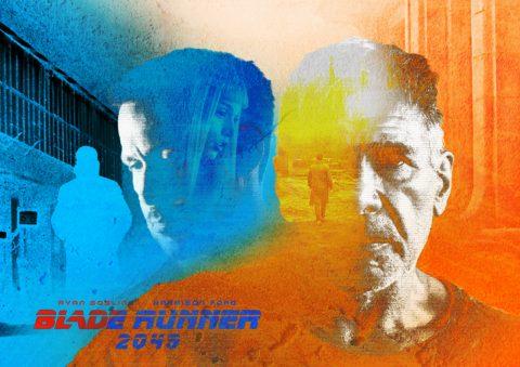 Blade Runner 2049 Landscape Poster