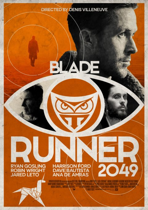 BladeRunner 2049 Alternative Film Poster