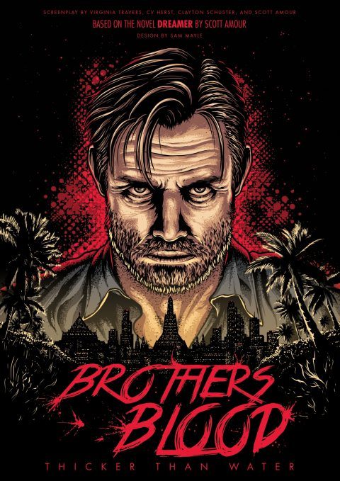 Brothers Blood – Movie Poster | 2017