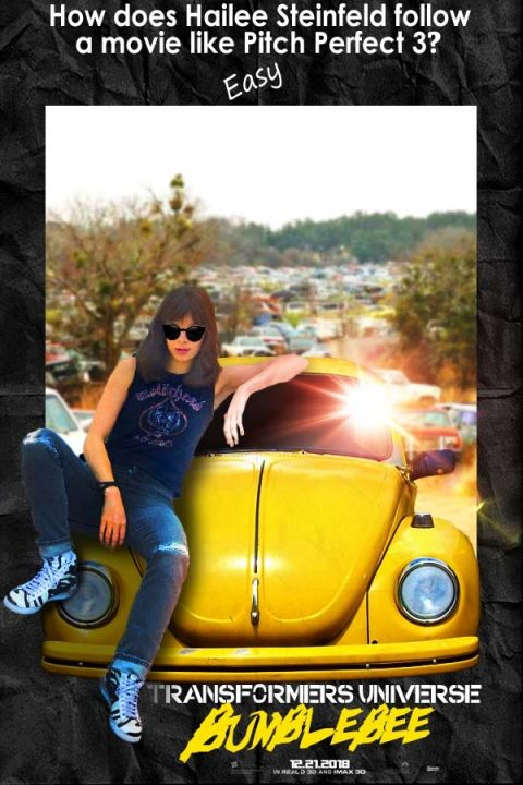 """Bumblebee (2018) – """"Beverly Hills Cop"""" Style"""