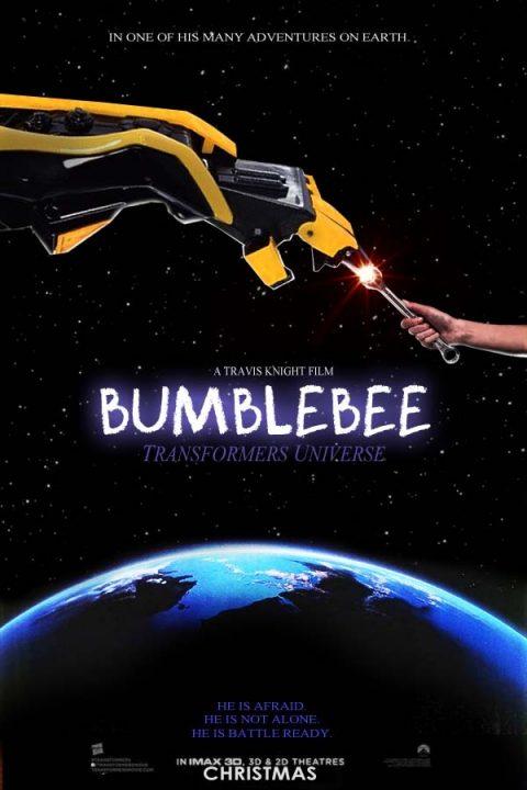 "Bumblebee (2018) – ""E.T."" Style"