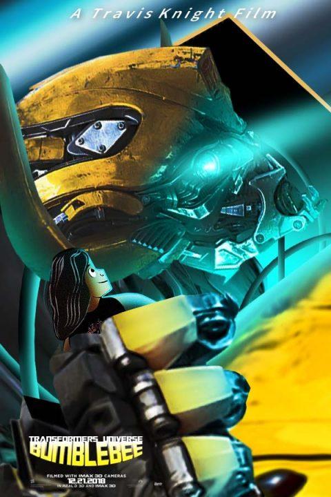 """Bumblebee (2018) – """"Iron Giant"""" Style"""