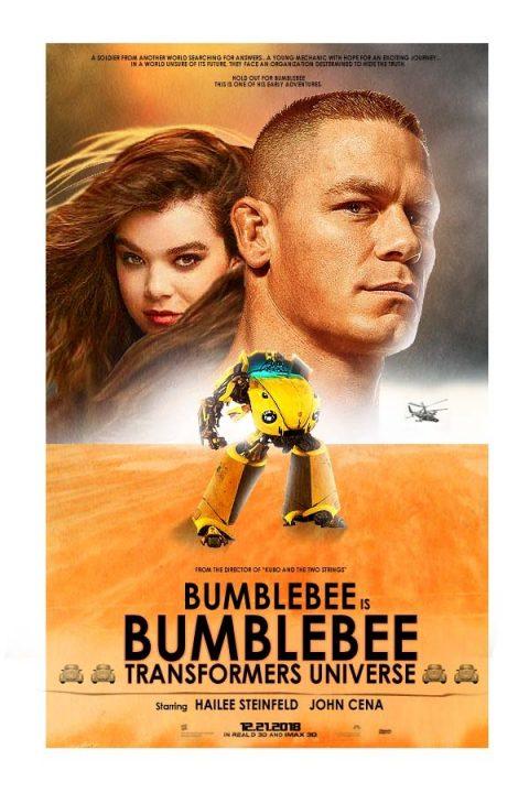 "Bumblebee (2018) – ""Mad Max"" Style"
