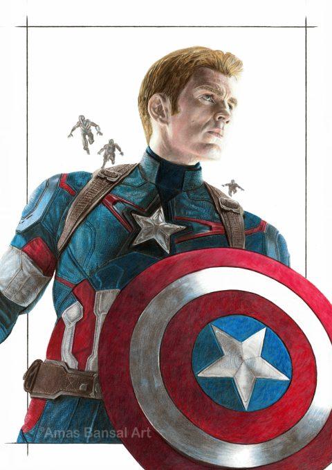 Captain America – Age of Ultron