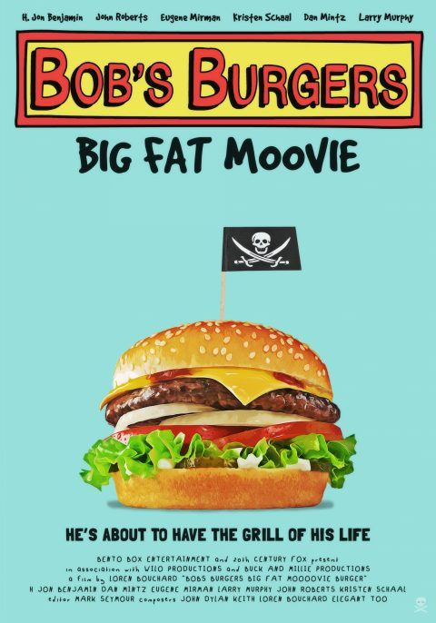 Bob's Burgers Big Fat Moovie