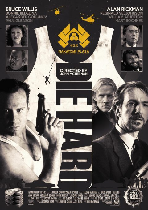 Die Hard Alternative Poster