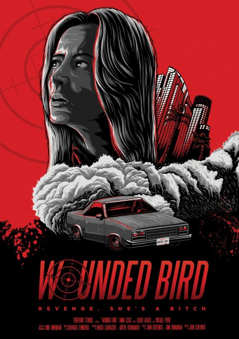 Wounded Bird – Movie Poster | 2016