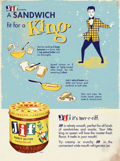 Sandwich Fit for a King