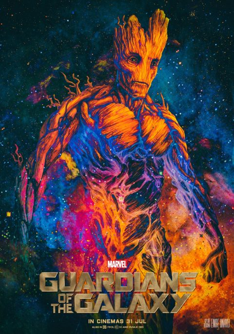 Guardians Of The Galaxy – Character Arts