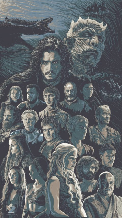Game of Thrones Alternative Poster
