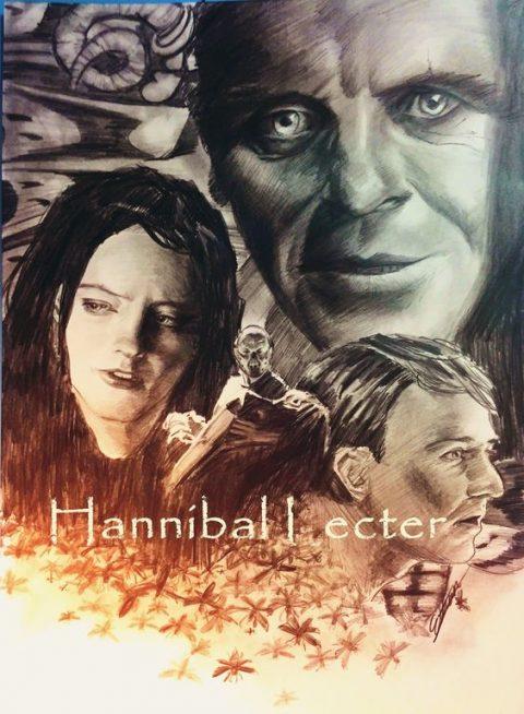 Hannibal Lectre Trilogy