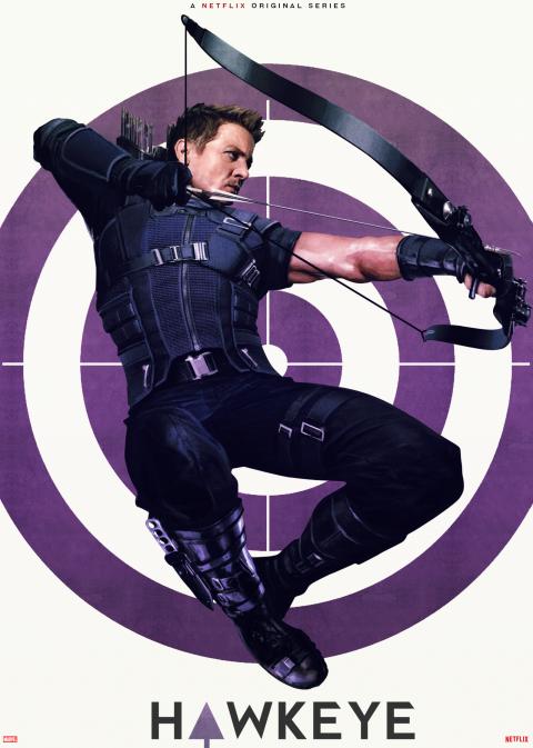 Hawkeye (Netflix)