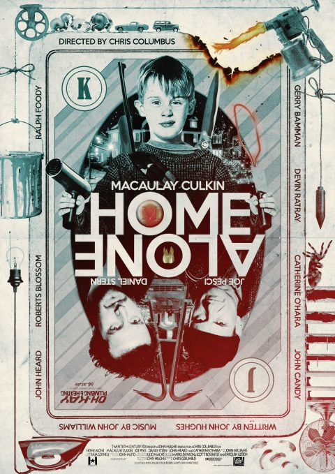 Home Alone poster